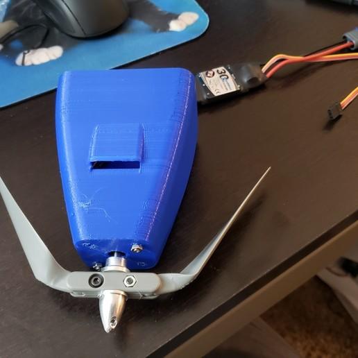 20191112_172820.jpg Télécharger fichier STL gratuit Module HF3D : Plan imprimé 3D • Modèle pour imprimante 3D, FurEter