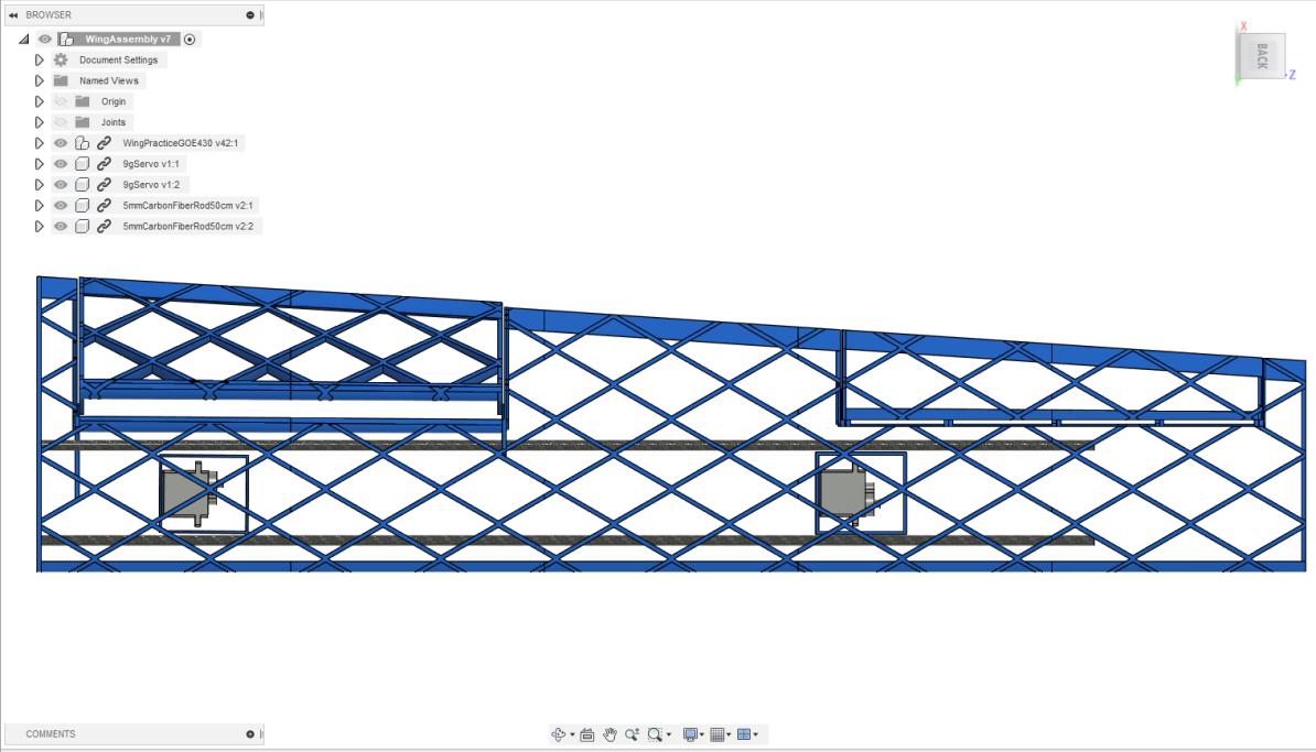 WingTop.png Télécharger fichier STL gratuit Module HF3D : Plan imprimé 3D • Modèle pour imprimante 3D, FurEter