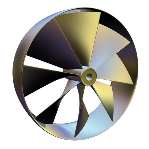 Download 3D printer designs ducted turbine 001, kitecattarifa