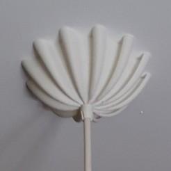 """Download 3D printing files 2/4"""" wavelamp roof bowl, kitecattarifa"""