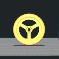 Download free 3D printing files Steering wheel, Mihael