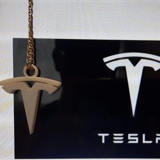 tesla.jpg Télécharger fichier 3MF gratuit Collier Tesla • Modèle à imprimer en 3D, Mihael