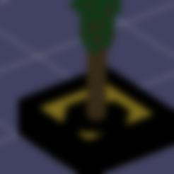 Tree.stl Download free STL file Fruit Tree • Template to 3D print, kylekotyk