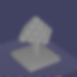 Télécharger STL gratuit Arbre simple, kylekotyk