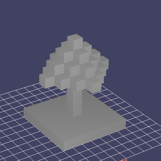 Download free 3D model Simple Tree, kylekotyk