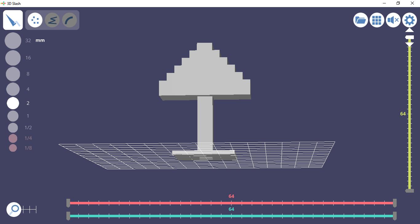 Annotation 2020-03-19 232634.png Download free STL file 2d, 3d tree • 3D printer model, kylekotyk