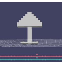 Download free STL 2d, 3d tree, kylekotyk