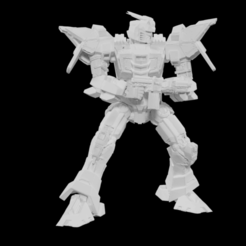 1.png Download STL file Mecha • 3D printable object, Arjun_Stark