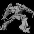 Download STL files Megatron, Arjun_Stark