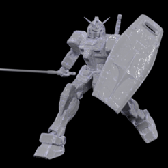 1.png Download STL file GUNDAM • Model to 3D print, Arjun_Stark