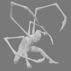 Download STL file Iron Spider, Arjun_Stark