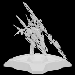 1.png Download STL file Gundam Astray Red 1 • 3D print model, Arjun_Stark