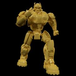 Descargar modelos 3D Abejorro, Arjun_Stark