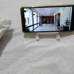 Télécharger modèle 3D Support de téléphone ajustable, anil-baris