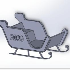 Ek Açıklama 2019-12-17 164511.png Download GCODE file Santa's Car • 3D printing design, anil-baris