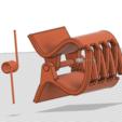 Télécharger objet 3D Pince à cheveux, Pince, anil-baris