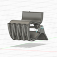 Download 3D printing models Hair Claw, Clamp, anil-baris