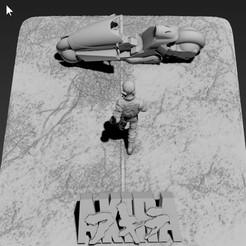 Descargar archivo 3D Akira KAneda Bike, DESERT-OCTOPUS