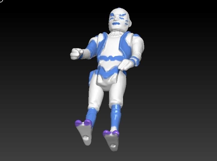 ScreenShot665.jpg Télécharger fichier STL Star Wars .stl Tig Fromm .Figurine 3D .OBJ Kenner style. • Design imprimable en 3D, DESERT-OCTOPUS