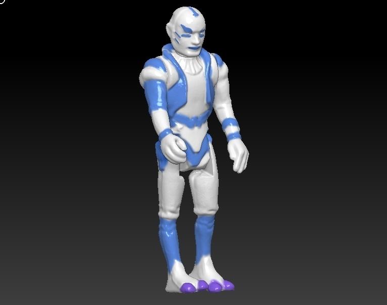 ScreenShot667.jpg Télécharger fichier STL Star Wars .stl Tig Fromm .Figurine 3D .OBJ Kenner style. • Design imprimable en 3D, DESERT-OCTOPUS