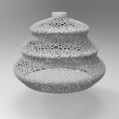 untitled.395.jpg Download STL file lamp 3 bombé lamp • Object to 3D print, nikosanchez8898