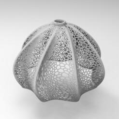 untitled.389.jpg Download STL file twist voronoi lamp • 3D printer model, nikosanchez8898