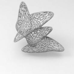 untitled.267.jpg Download STL file cistera voronoi art sculpture • Design to 3D print, nikosanchez8898
