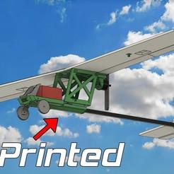 erc_ultralight.jpg Télécharger fichier STL gratuit Imprimé 3D RC Ultraléger • Design pour impression 3D, EdwardChew
