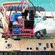 Download free 3D printer templates Raspberry Pi 3 & L298N Motor Controller Mount, EdwardChew