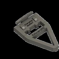 Descargar diseños 3D gratis EdRover - Estación de carga para Rover de vigilancia en el hogar, EdwardChew