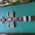 Impresiones 3D 12 en 1 Cubo de almacenamiento para cartuchos de juegos de Nintendo Switch y tarjetas MicroSD, EynErgy