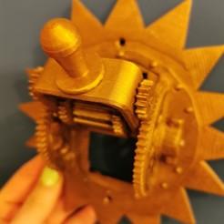 Descargar archivo STL Interruptor de luz mecánica Steampunk • Objeto imprimible en 3D, kimsokolova