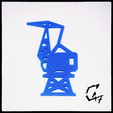 Cranosaurus-Magnet.png Download free STL file Cranosaurus Fridge Magnet • 3D print object, c47