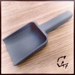 Télécharger objet 3D gratuit Bêche pour bac à sable, c47