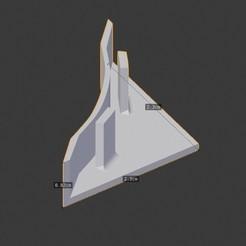 Télécharger fichier impression 3D gratuit Partie d'extrémité de la plinthe, c47
