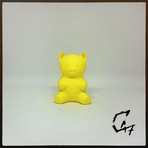 IMG_20190508_130430.jpg Download free STL file Piggy • 3D printing template, c47