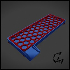Download free 3D model Sink accesories tray, c47