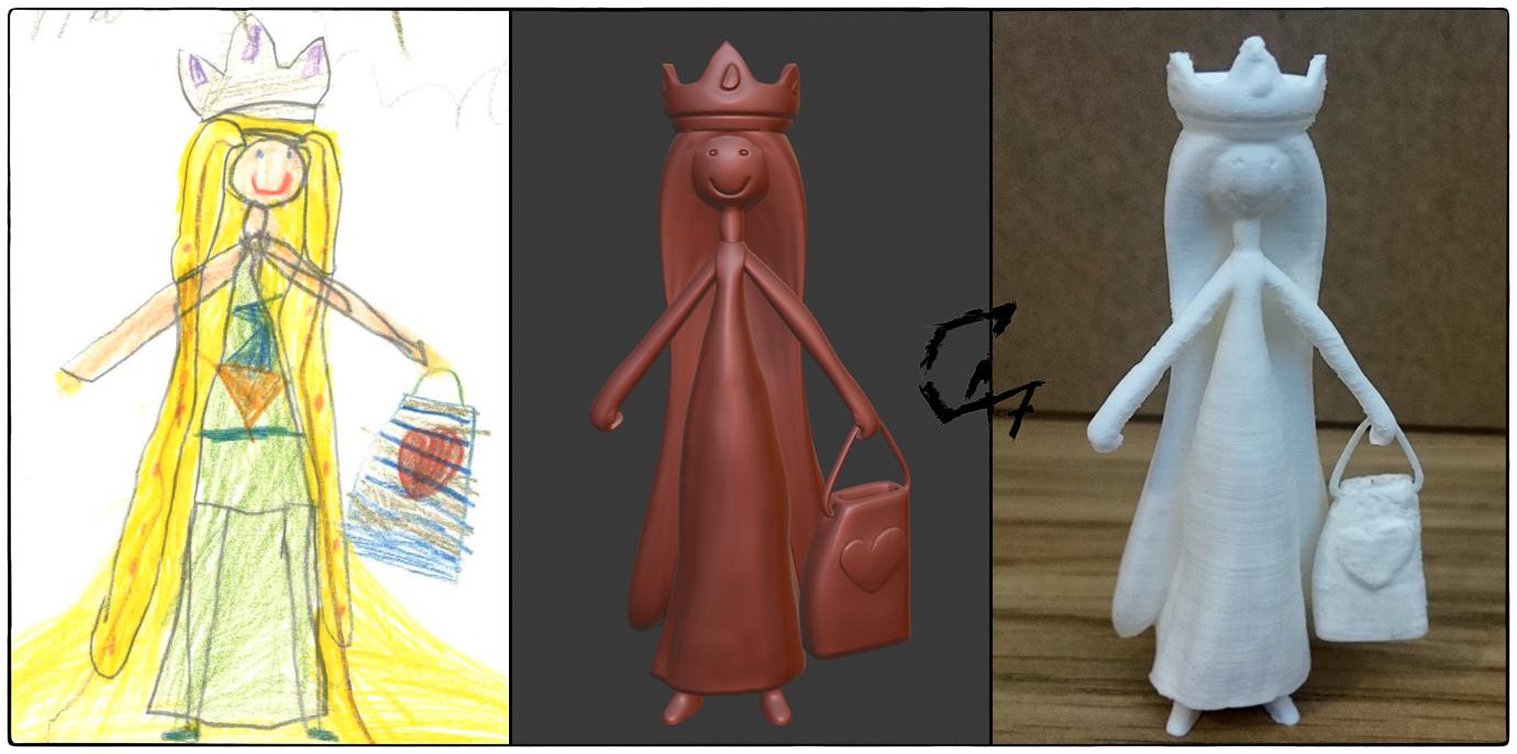 Figurine_4.jpg Télécharger fichier STL gratuit Figurine Monde Enfant 4 • Objet pour impression 3D, c47