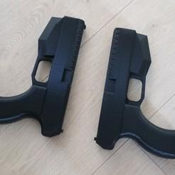 20201025_000625.jpg Download free STL file Toy Gun • 3D printer design, Scorpio3D