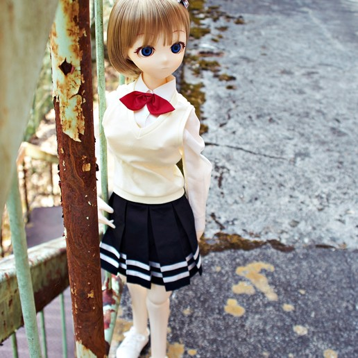Download free 3D model Kasca-style 52cm 1/3 magnet joint doll, all-kasca