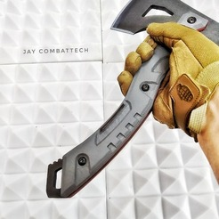Download 3D printer model JAY-TMH, JAYCOMBATTECH