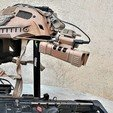 Download 3D printer designs NVG dummy concept, JAYCOMBATTECH