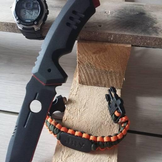 Download 3D model Tactical Knife C01, JAYCOMBATTECH