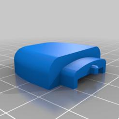 BoseCompPlugTop.png Download free STL file Bose Companion 5 Control Pad Plug • 3D print model, Stot