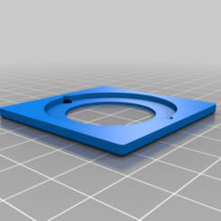 Download free 3D printing models Magnetic base replacement cover plate, Stot