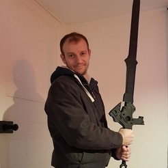 50748281_10217288468111154_4896674587623817216_n.jpg Télécharger fichier STL Kainan's Sword from Outlander • Objet pour imprimante 3D, neoprodfx
