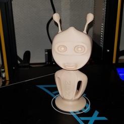 Imprimir en 3D Banco NFX Alien, neoprodfx