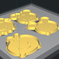 donald.PNG Download STL file Cookie or Fondant Cutters based on Stum Stum Mickey Mouse • 3D printable design, hebert1642