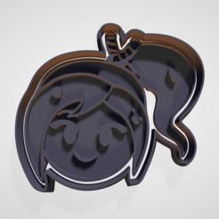 Download STL Ralph the Wrecker cookie cutter and fondant, hebert1642