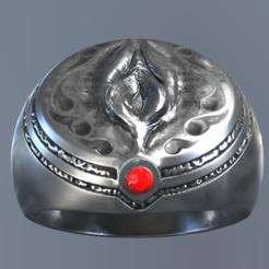 1.png Download STL file the RING POWER • 3D printer design, farada